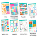 Homeschool Weekly Kit // A La Carte Kit // Exclusive Art // Planner Stickers // KIT26101