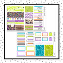 Haunted House Party Mini Kit //  Planner Stickers // A&N Weeks // PPWeeks // MINI210