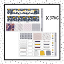 Choose Your Month // EC Vertical or Classic HP // Planner Stickers // MS6001