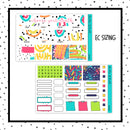 Choose Your Month // EC Vertical or Classic HP // Planner Stickers // MS6601