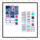 Another World PPWeeks Kit //  Planner Stickers // PPW109
