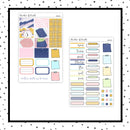 Cher PPWeeks Kit //  Planner Stickers // PPW129