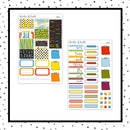 School's Out PPWeeks Kit //  Planner Stickers // PPW131