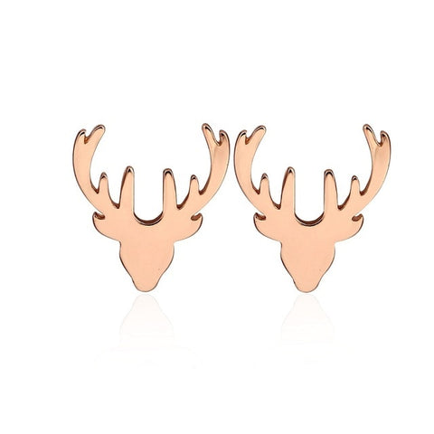 The Buck Stud Stud Earrings