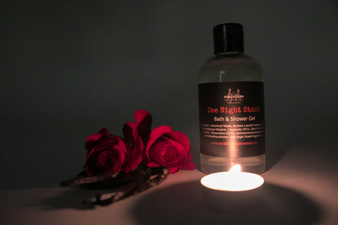 one night stand bath gel