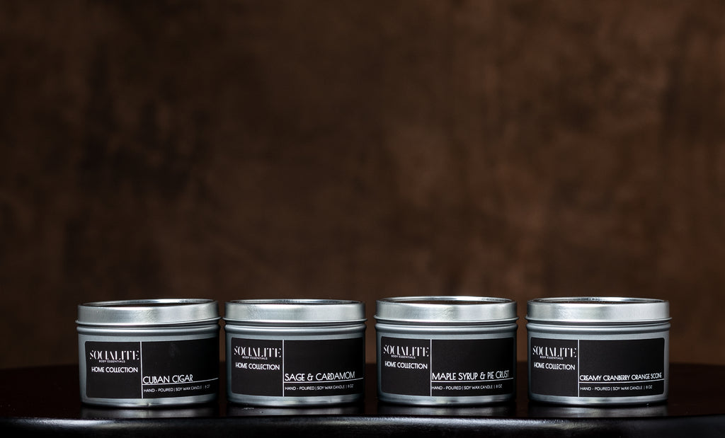 Candles - Socialite Body Essentials