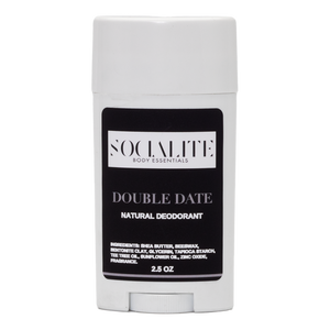 Natural Deodorant - Socialite Body Essentials