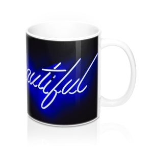 buy Hi Beautiful Design Coffee & Tea Mug 11oz|0.33l at www.365mugs.com