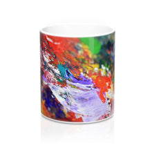 buy Palette of Colours Design Coffee & Tea Mug 11oz|0.33l at www.365mugs.com