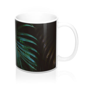 buy Leaf Design Coffee & Tea Mug 11oz|0.33l at www.365mugs.com