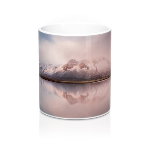buy Mountain Reflection Design Coffee & Tea Mug 11oz|0.33l at www.365mugs.com