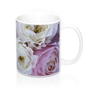 buy Flower Scent Design Coffee & Tea Mug 11oz|0.33l at www.365mugs.com
