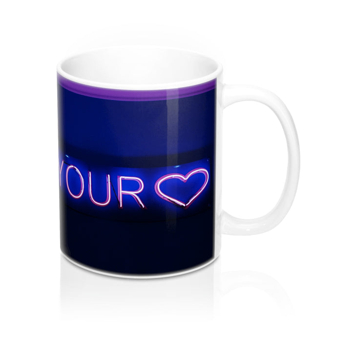 buy With All Your Love Design Coffee & Tea Mug 11oz|0.33l at www.365mugs.com
