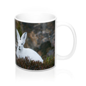 buy White Rabbit Design Coffee & Tea Mug 11oz|0.33l at www.365mugs.com