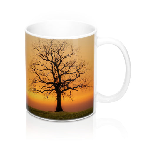 buy The Naked Tree Design Coffee & Tea Mug 11oz|0.33l at www.365mugs.com
