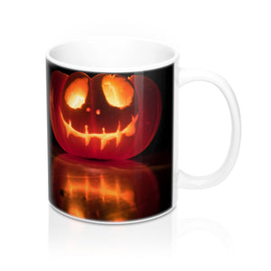 buy Good & Bad Halloween Design Coffee & Tea Mug 11oz|0.33l at www.365mugs.com