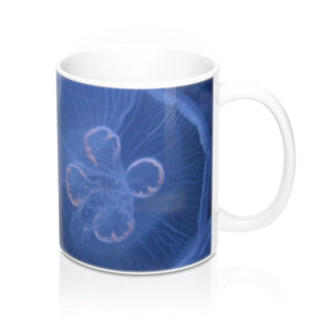 buy Jellyfish Design Coffee & Tea Mug 11oz|0.33l at www.365mugs.com