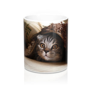 buy Hidden Cat Design Coffee & Tea Mug 11oz|0.33l at www.365mugs.com