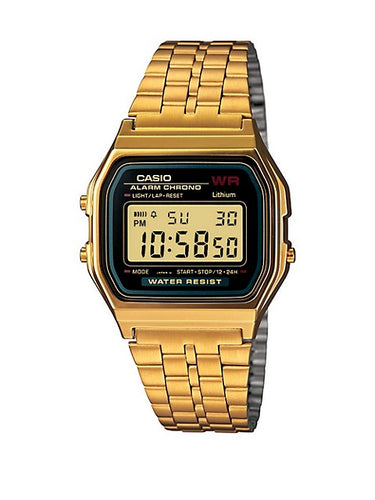 Casio A159WGEA-1VT Vintage Digital Watch