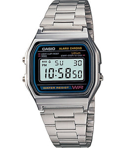 Casio A158W-1 Vintage Watch