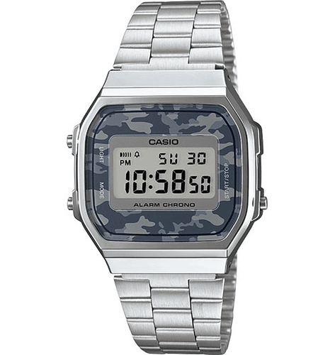 Casio A168WEC-1VT Vintage Watch