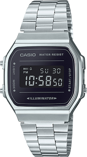 Casio A168WEM-1VT Vintage Watch