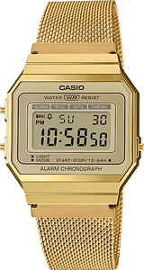Casio A700WMG-9AVT Vintage Watch