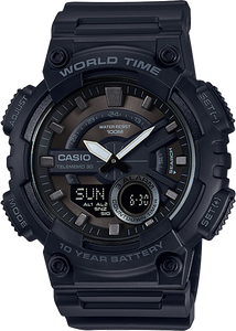 Casio AEQ110W-1BV Classic Watch