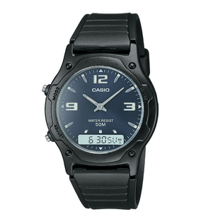 Casio AW49HE-2AV Classic Watch