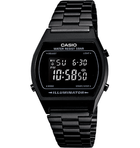 Casio B640WB-1BVT Vintage Digital Watch
