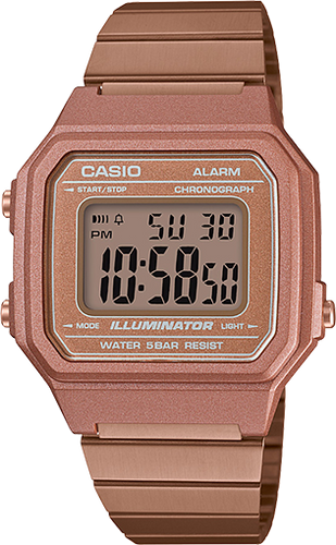 Casio B650WC-5AVT Vintage Watch