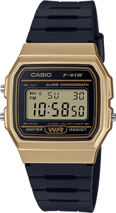 Casio F91WM-9A Data Bank Watch