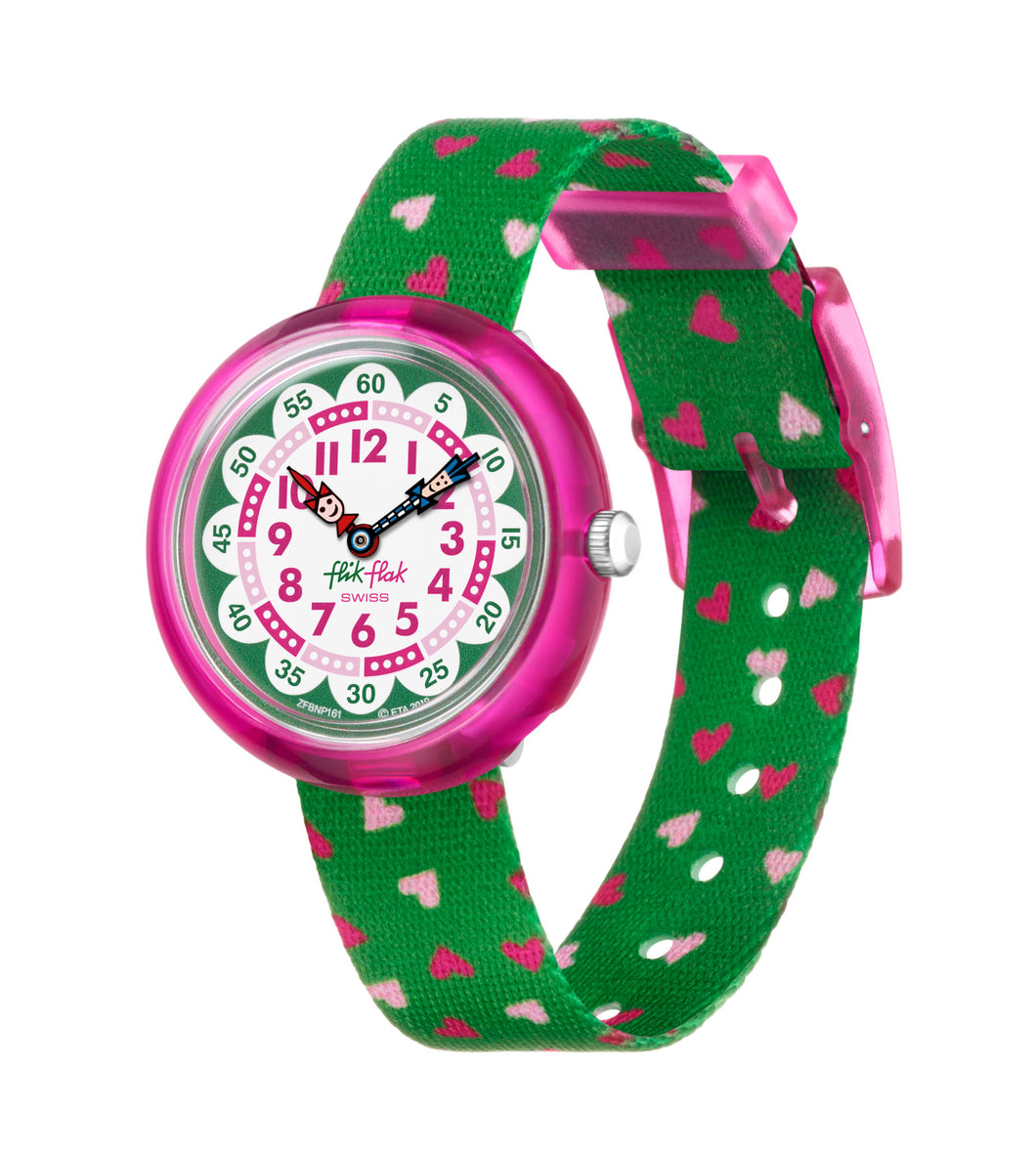 Swatch Flik Flak Heartistic FBNP161