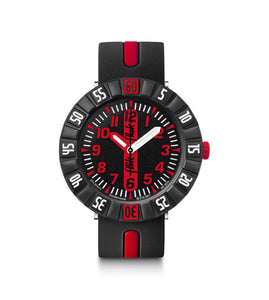 Swatch Flik Flak Red Ahead FCSP079