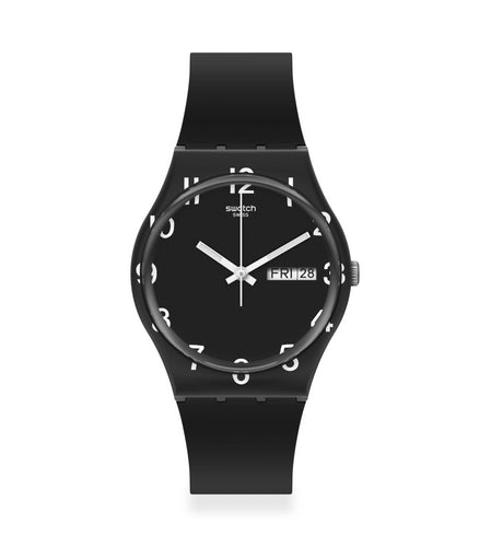 Swatch Over Black GB757