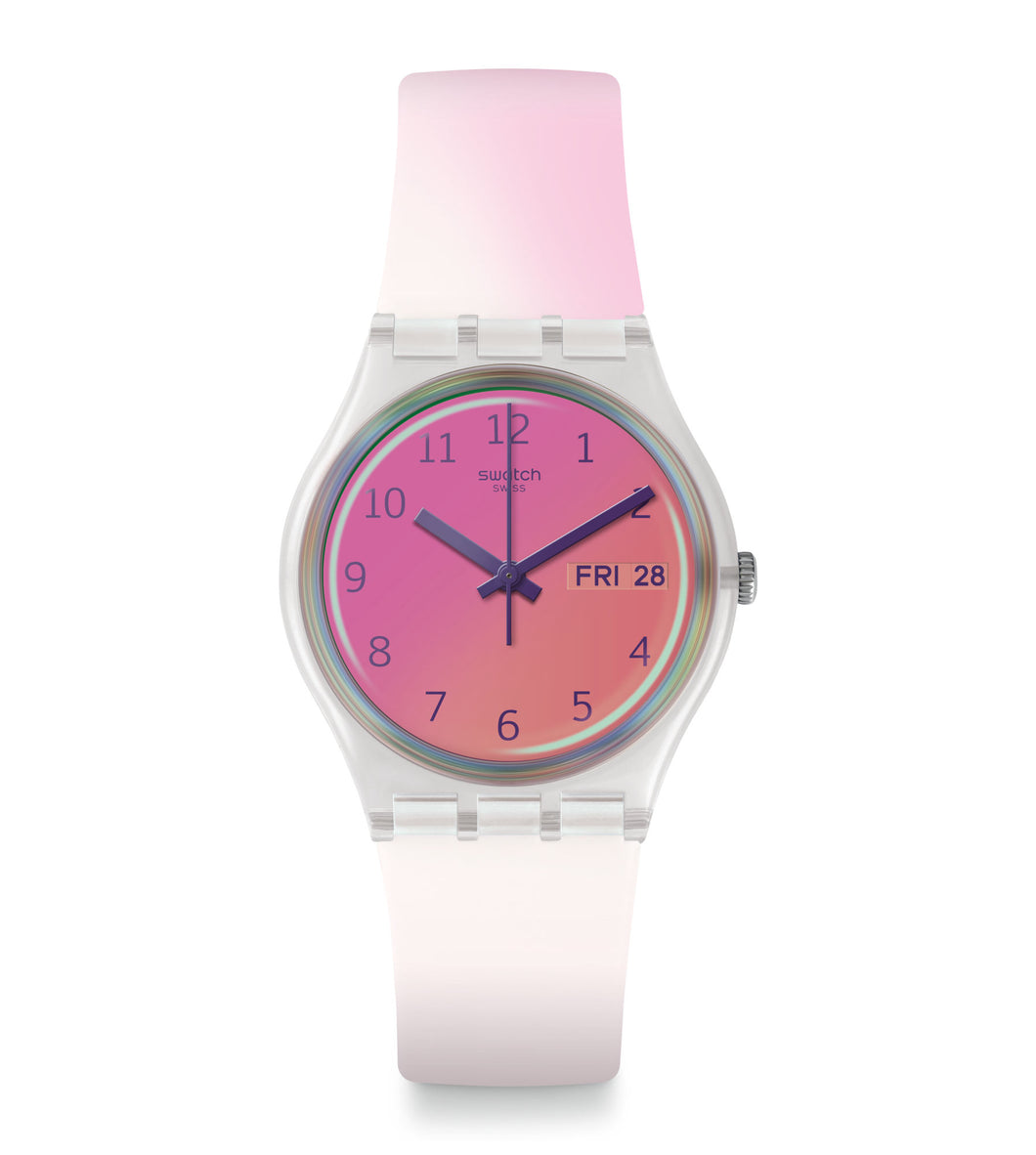 Swatch Ultrafushia GE719