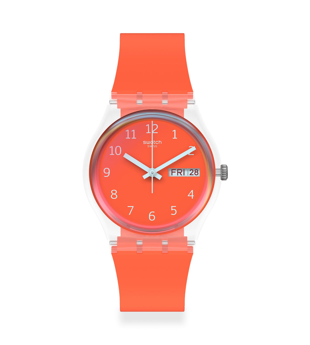 Swatch Red Away GE722