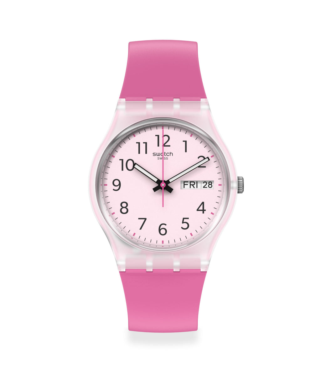 Swatch Rinse Repeat Pink GE724