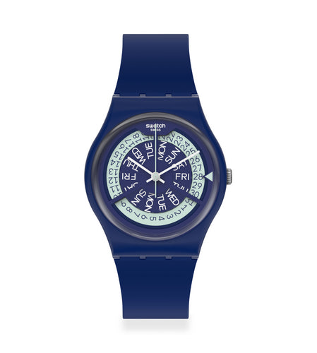 Swatch N-igma Navy GN727