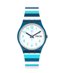 Swatch Striped Waves GN728
