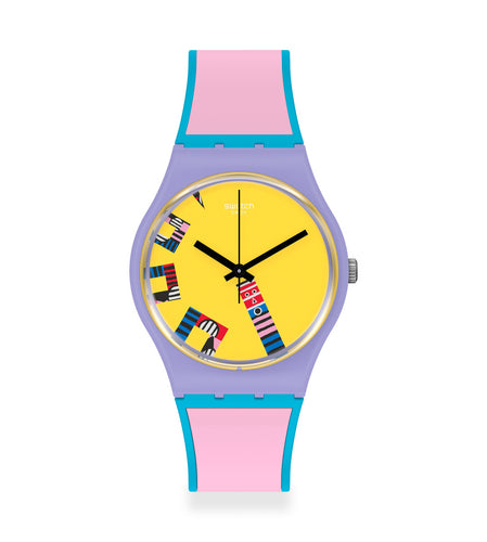 Swatch Serious Action GZ342