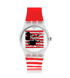 Swatch Mouse Mariniere GZ352