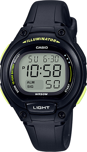 Casio LW203-1BV Sports Watch