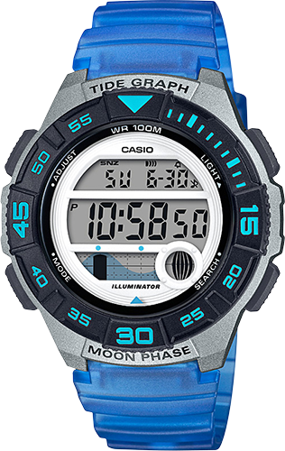 Casio LWS1100H-2AV Classic Watch