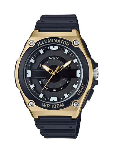 Casio MWC100H-9AV Classic Watch