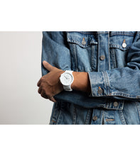 Swatch Chequered White SB02W400