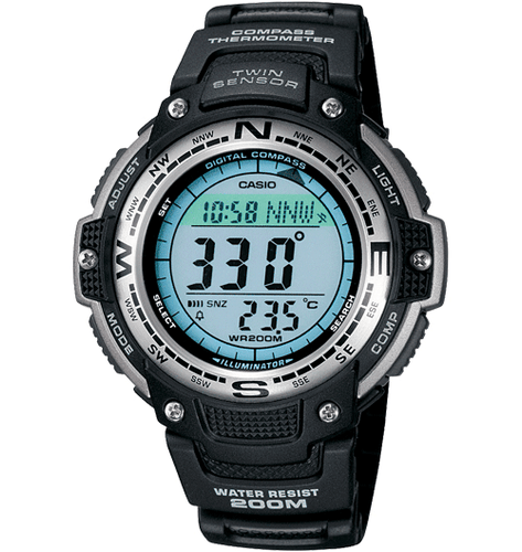 Casio SGW100-1V Sports Watch