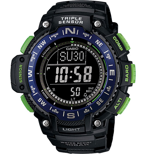Casio SGW1000-2B Sports Watch