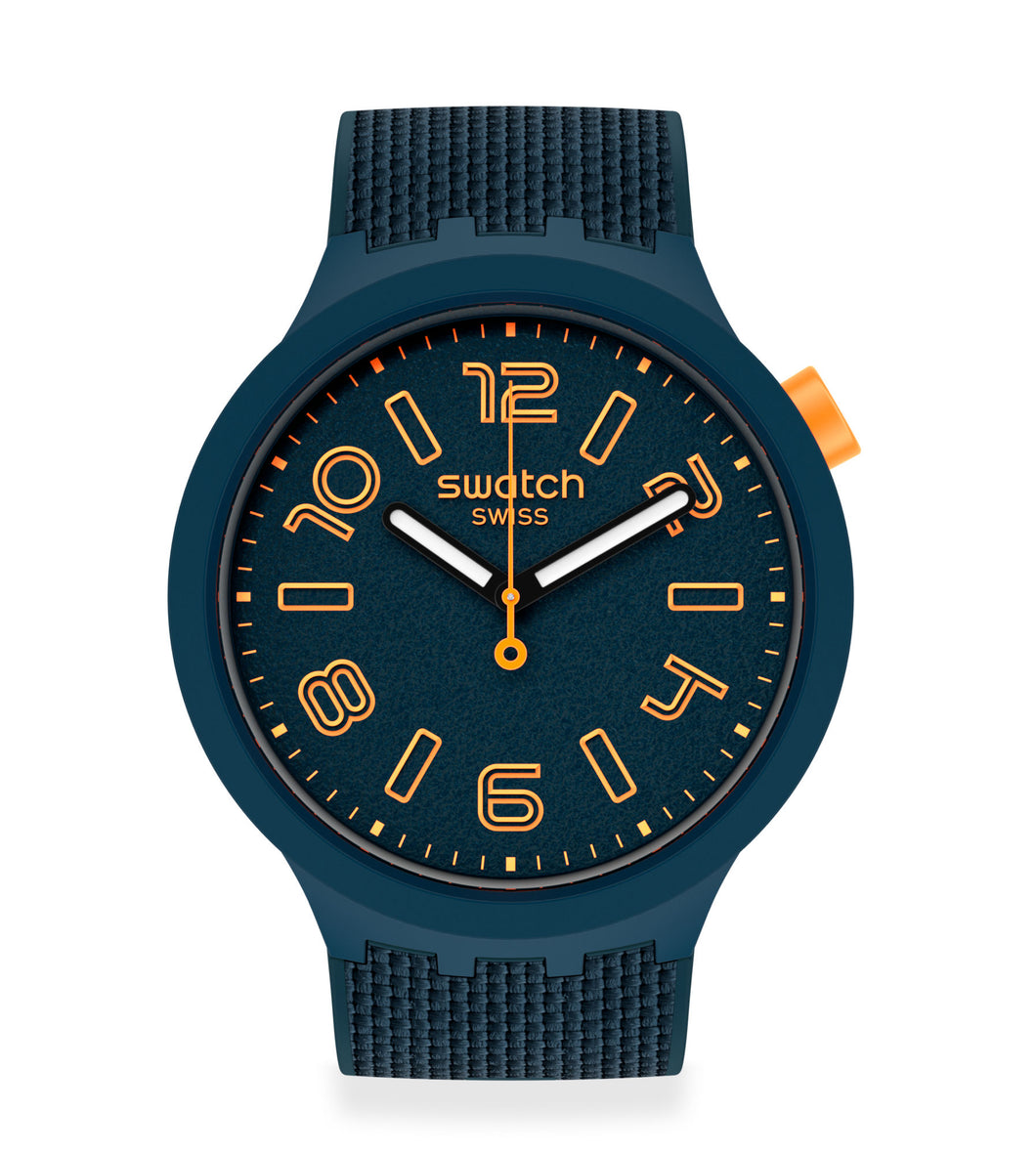Swatch Burning Lava SO27N107