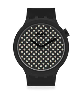 Swatch Dark Boreal SO27Z107